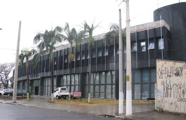 Local da antiga loja da KTM na avenida dos Bandeirantes (Foto: Rafael Miotto/G1)