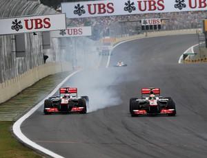 Interlagos está garantido como palco do GP do Brasil até 2020 (Foto: Getty Images)
