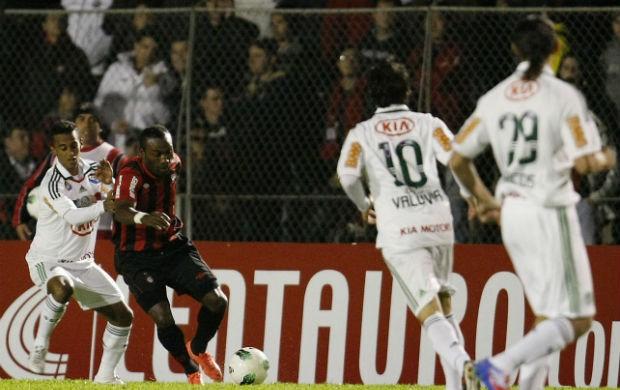 Atlético-PR x Palmeiras (Foto: Hedeson Alves/VIPCOMM)