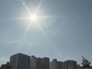 Luminosidade do dia ajudará na economia (Foto: Reprodução/TV Tribuna)