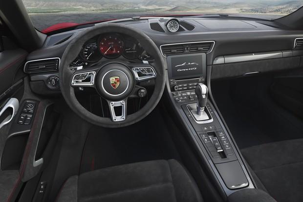 Porsche 911 GTS (Foto: Divulgação)
