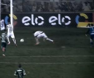 Nilson Santos Palmeiras (Foto: Reprodução SporTV)