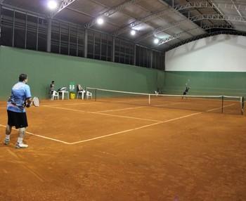 circuito acreano de tênis sesi-ac (Foto: João Paulo Maia)