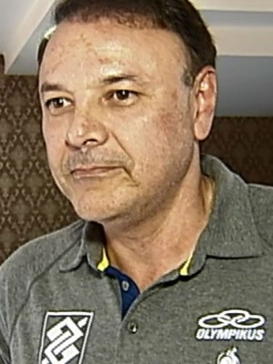 Airton Cabral, técnico, seleção brasileira, sub-20 (Foto: Reprodução/TV Integração)