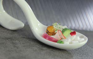 Mix de picles: receita de Henrique Rossanelli no 'The Taste Brasil'