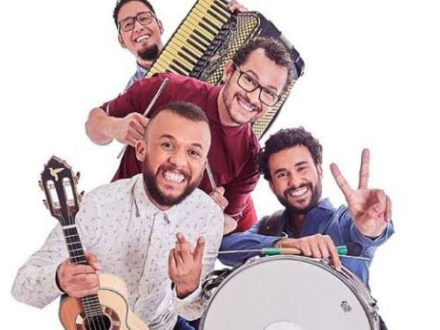 Banda 2 Dobrado se apresenta no próximo domingo em Piracicaba (Foto: Divulgação/Fernanda Aleixo)