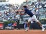 Djokovic avança às quartas em Roma e enfrenta Del Potro