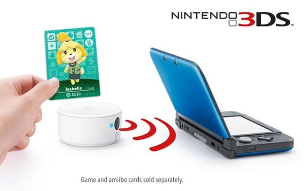 Novo 'Animal Crossing' usará Amiibos em formato de carta, e não de bonecos (Foto: Divulgação/Nintendo)