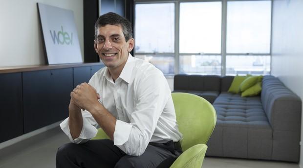 Guillermo Reid, dono da WDEV, empresa que fornece tecnologia para seguradoras (Foto: Divulgação)