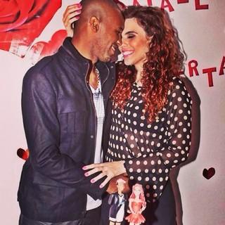 Roberta Appratti e Rafael Vaz (Foto: Reprodução/Instagram)