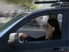Tatuí já registrou mais de mil multas por uso de celular no trânsito, diz PM
