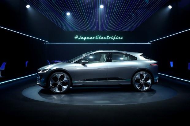 Jaguar I-Pace (Foto: Divulgação)