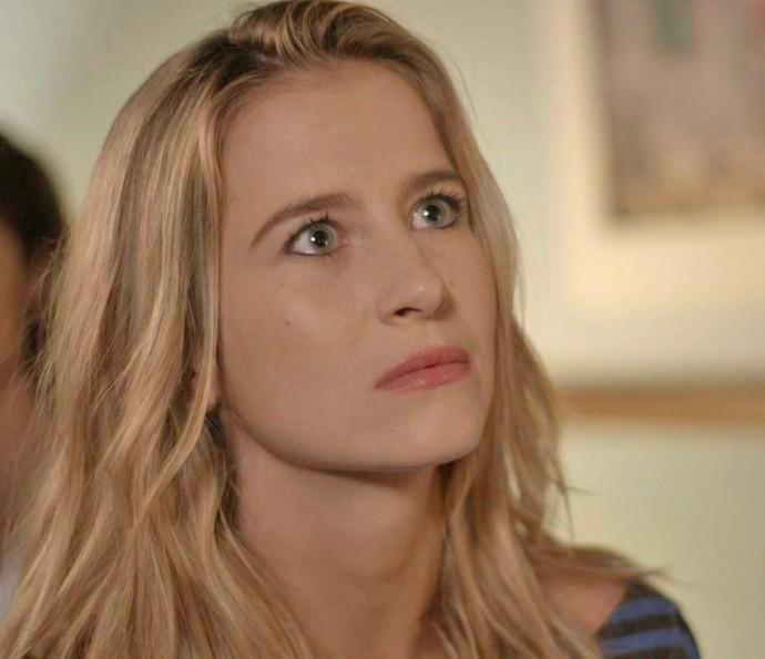 Bárbara surpreende e termina tudo com Gabriel (Foto: TV Globo)