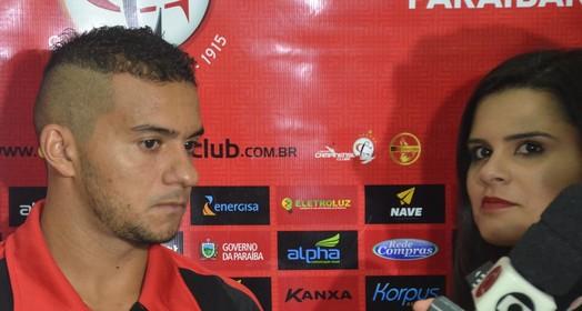 bem perto (Cadu Vieira / GloboEsporte.com/pb)