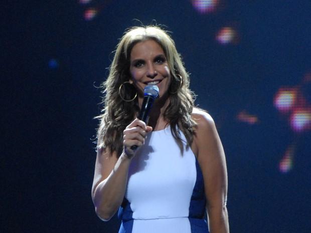 Ivete Sangalo participa do Mais Você desta sexta-feira (Foto: Tv Globo)