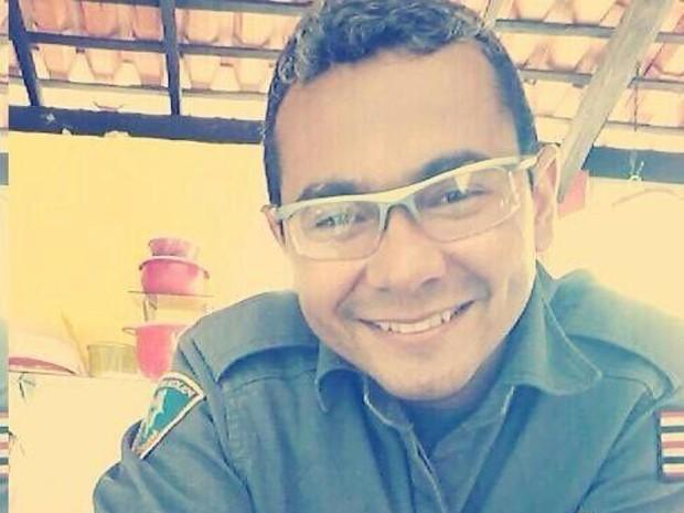 Edelvan da Silva Estrela é suspeito de participar a explosão ao banco de Cantanhede (Foto: Reprodução/Seic)