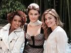 Taís Araújo, Isabelli Fontana e Grazi Massafera se despendem de Cannes