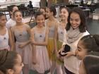 'Quero dançar no Brasil', diz brasileira eleita a melhor bailarina do mundo