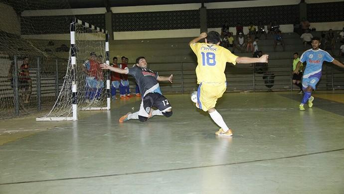 Futsal Roraima, Constelação x Airton/Casarão (Foto: Reynesson Damasceno/FRFS)