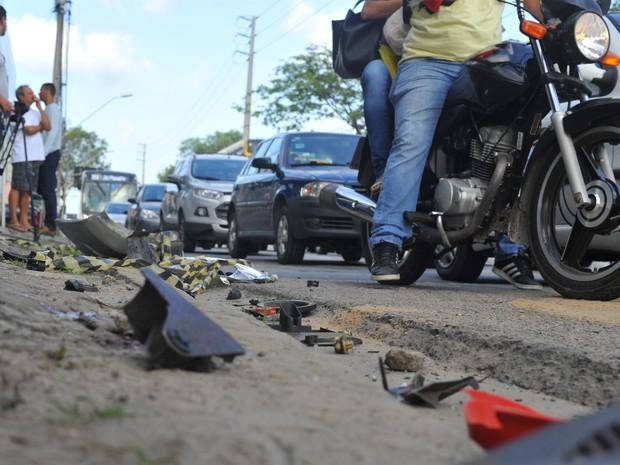 Acidentes deixam cinco mortos na Região Metropolitana do Recife (Foto: Aldo Carneiro/ Pernambuco Press)