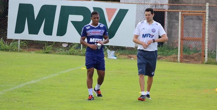 danilo Pires Bahia (Foto: Divulgação / E.C. Bahia)