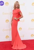 Look do dia: Heidi Klum usa look clássico na premiação do Emmy