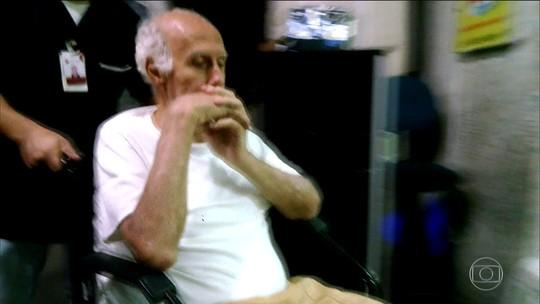 Após concessão de prisão domiciliar, Abdelmassih é monitorado por tornozeleira eletrônica