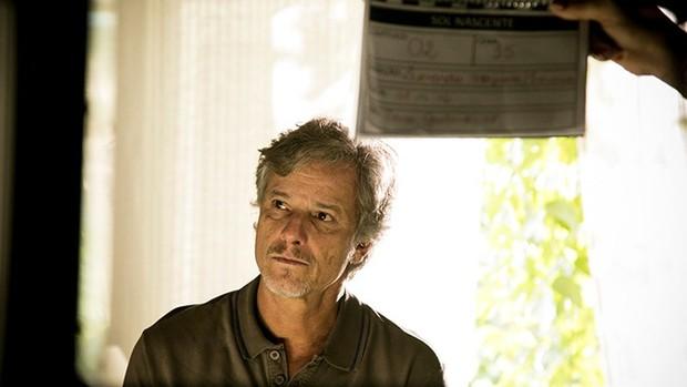 Sol Nascente: Novaes mostra seu lado sentimental ( Raphael Dias / Gshow)