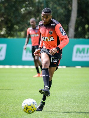 Robinho, atacante do Atlético-MG  (Foto: Bruno Cantini /Flickr do Atlético-MG)