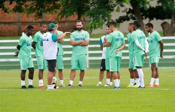 Goiás jogará contra o Boa Esporte pela Copa do Brasil no dia 1º de março