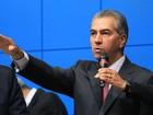 Reinaldo Azambuja é empossado novo governador de MS