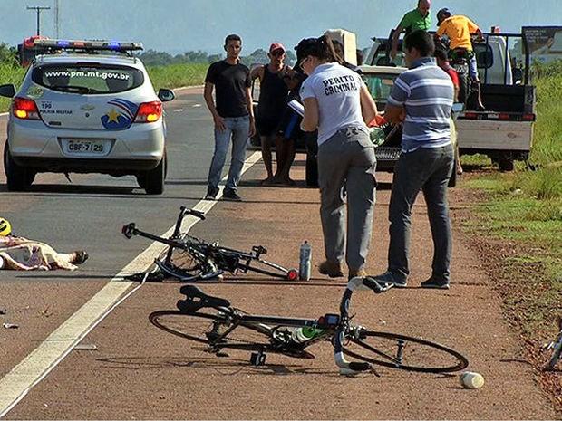 Resultado de imagem para matou ciclista
