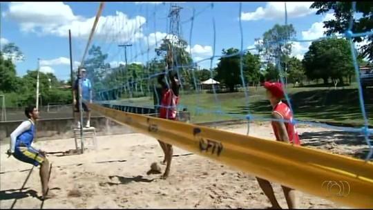Duplas de vôlei do TO encaram etapa do Circuito Estadual da modalidade