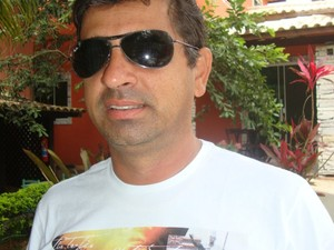 Renato Machado foi morto a tiros (Foto: Arquivo Pessoal)