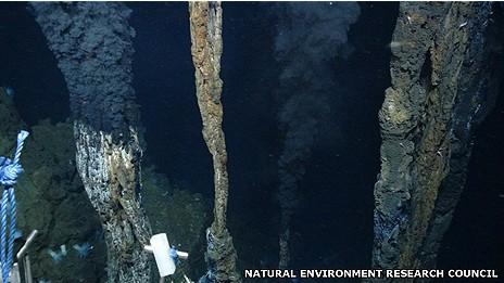 ONU tenta avaliar quais empresas têm a capacidade técnica para atividade (Foto: Natural Environment Research Council/BBC)