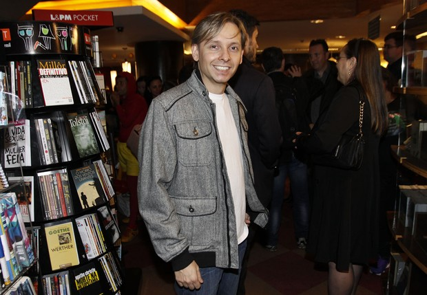 Alex Gill  (Foto: Celso Tavares)