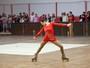 Santistas representam o Brasil no Pan-Americano de Patinação Artística
