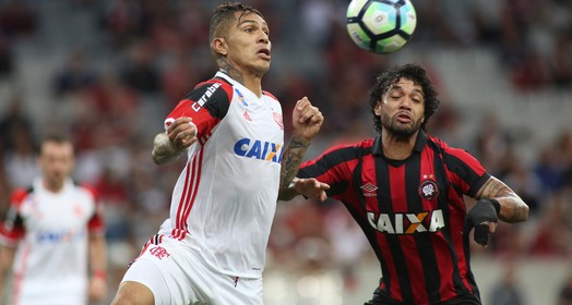 faltava o empate (Giuliano Gomes/PR Press)