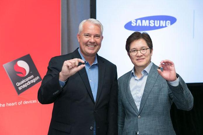 Octa core da Qualcomm pode aparecer no Galaxy S8, mas não no LG G6 (Foto: Divulgação/Qualcomm)
