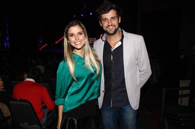 Famosos assistem a estreia de musical em São Paulo (Foto: Manuela Scarpa/FotoRioNews)