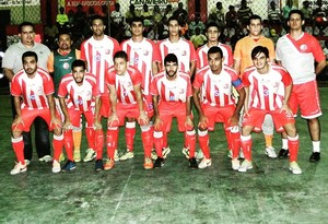 Náutico futsal (Foto: Jaciel Souza)