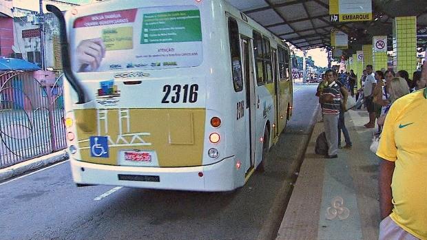 Motoristas de ônibus são foco da primeira reportagem (Foto: Bom Dia Amazônia)