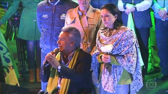Enfraquecida, esquerda da América do Sul ganha fôlego com vitória no Equador