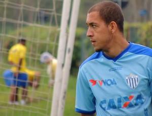 Julinho Avaí lateral (Foto: Paulo Evangelista)