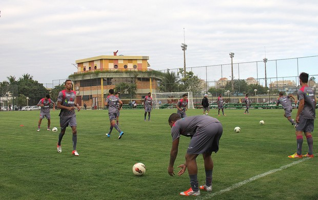 treino, Vasco (Foto: André Casado / Globoesporte.com)