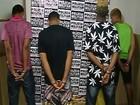 Jovens são detidos suspeitos de furto e receptação em Araxá
