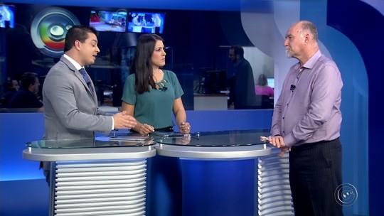 Luiz Cavani avalia os 100 primeiros dias na prefeitura de Itapeva, SP