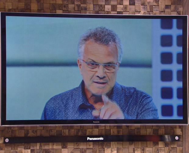 BBB às 22h33m do dia 29/01. (Foto: Big Brother Brasil)