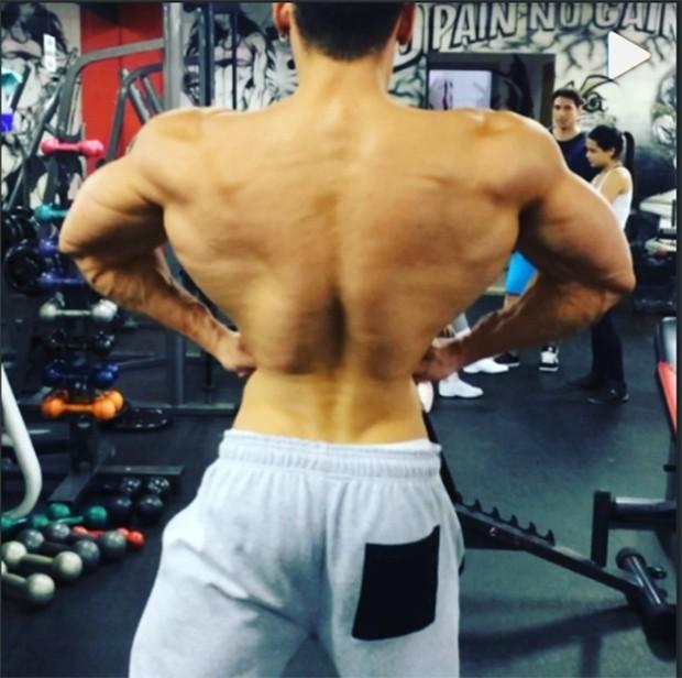 Felipe Franco, namorado da Juju Salimeni (Foto: Reprodução/Instagram)