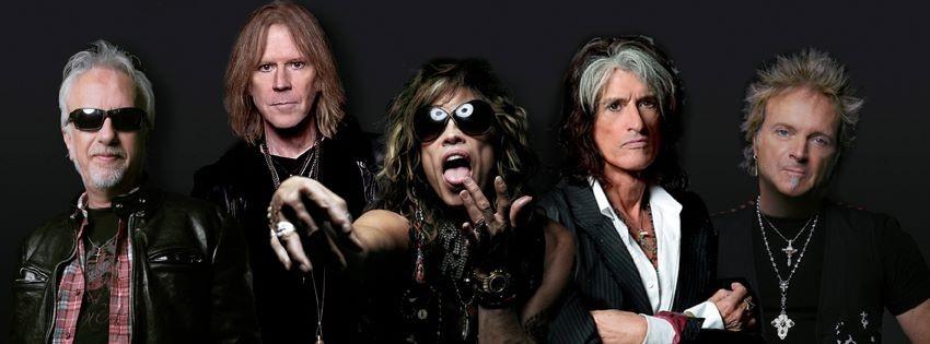 Aerosmith encerra o quanto dia de Rock in Rio (Foto: Divulgao)